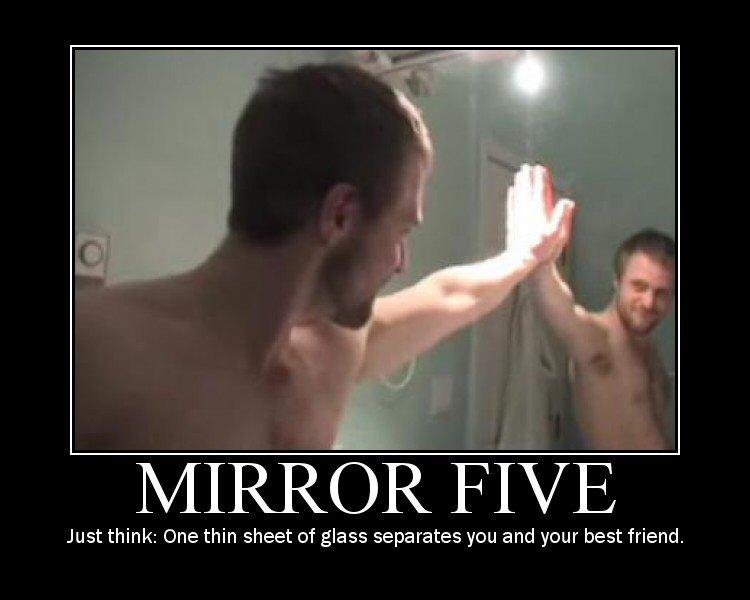 Do-It-Yourself Motivators! MVMirrorFive