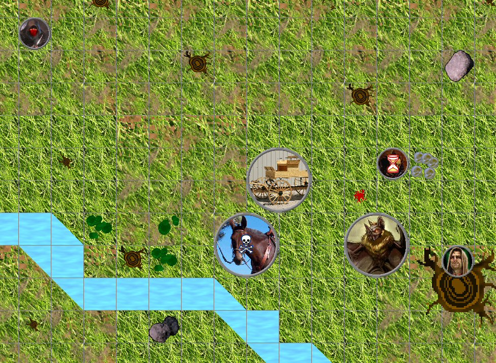 Chapter Zero: New Gold for Old Bones MapKarnoz001